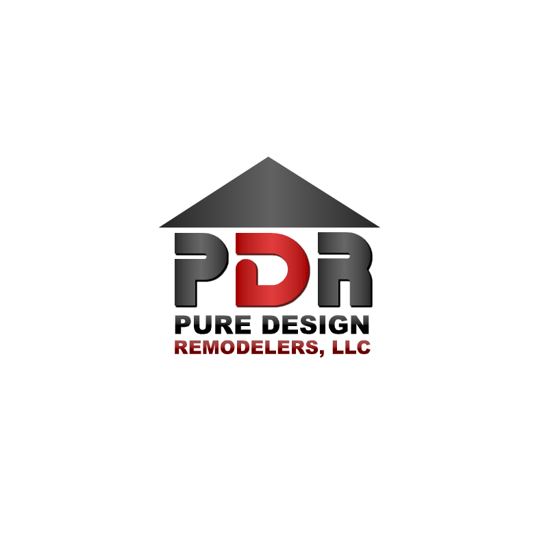 Logo Design by RAJU CHATTERJEE - Entry No. 6 in the Logo Design Contest Custom Logo Design for Pure Design Remodelers.