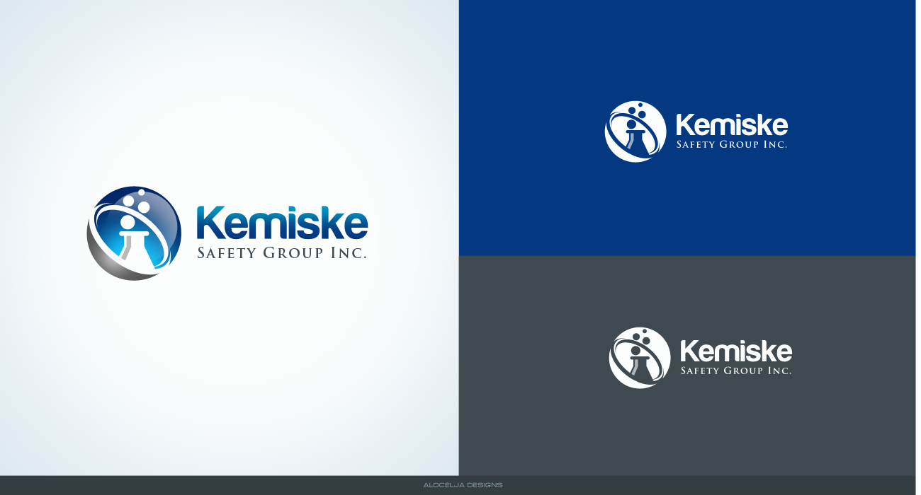 Logo Design by alocelja - Entry No. 23 in the Logo Design Contest New Logo Design for Kemiske Safety Group Inc..