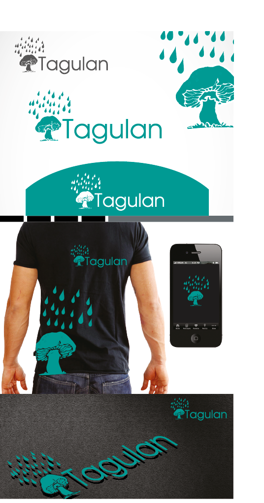 Logo Design by Private User - Entry No. 68 in the Logo Design Contest Unique Logo Design Wanted for Tagulan.