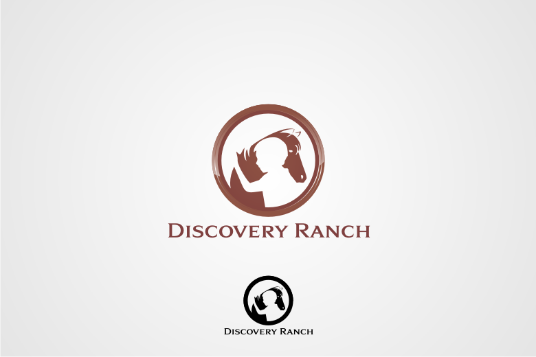 Logo Design by graphicleaf - Entry No. 70 in the Logo Design Contest Creative Logo Design for Discovery Ranch.