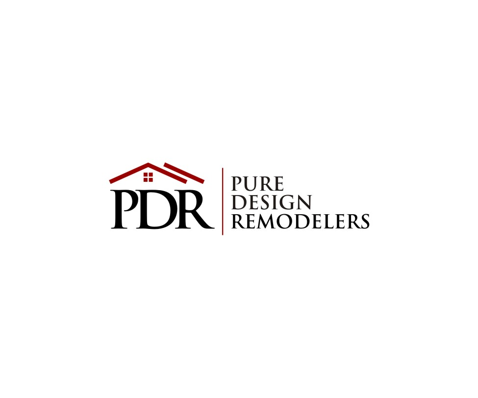 Logo Design by untung - Entry No. 15 in the Logo Design Contest Custom Logo Design for Pure Design Remodelers.