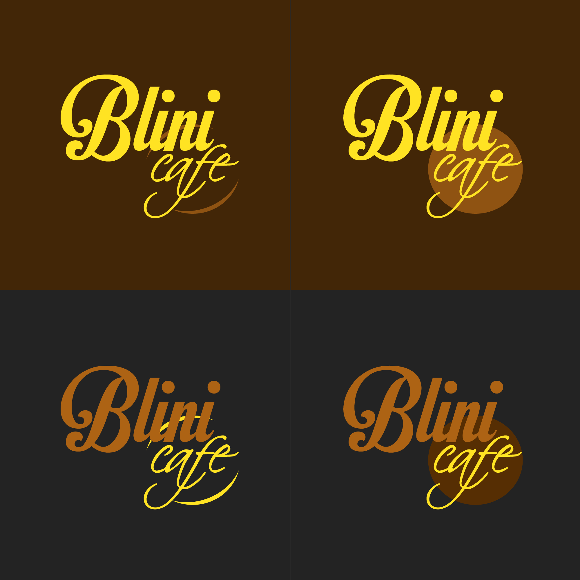 Logo Design by Kenneth Joel - Entry No. 48 in the Logo Design Contest Creative Logo Design for Blinì.