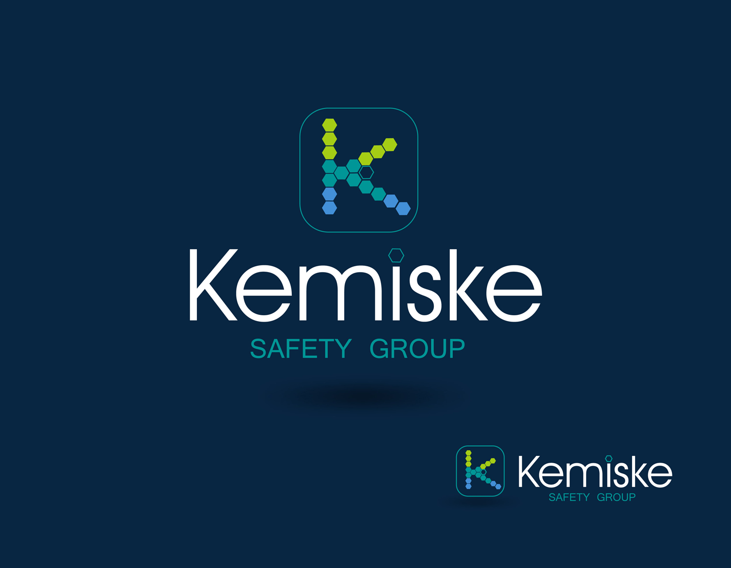 Logo Design by Mark Anthony Moreto Jordan - Entry No. 39 in the Logo Design Contest New Logo Design for Kemiske Safety Group Inc..