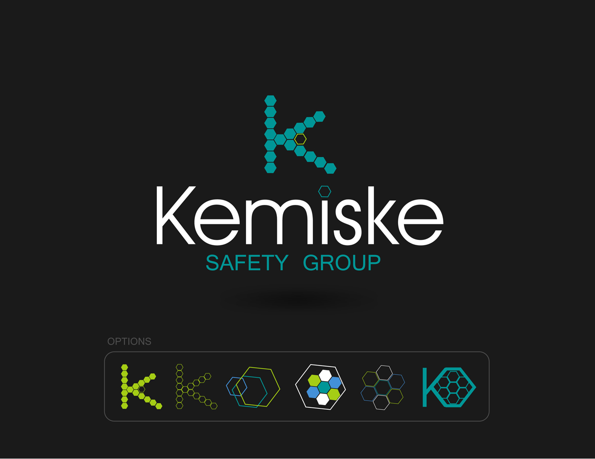 Logo Design by Mark Anthony Moreto Jordan - Entry No. 40 in the Logo Design Contest New Logo Design for Kemiske Safety Group Inc..