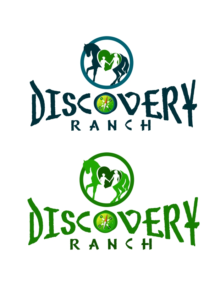 Logo Design by Private User - Entry No. 81 in the Logo Design Contest Creative Logo Design for Discovery Ranch.