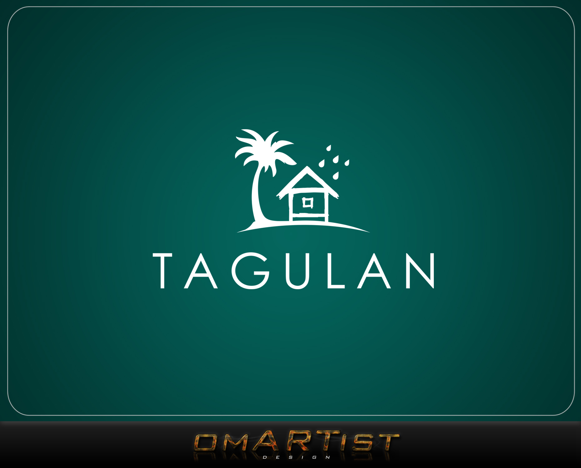 Logo Design by omARTist - Entry No. 82 in the Logo Design Contest Unique Logo Design Wanted for Tagulan.
