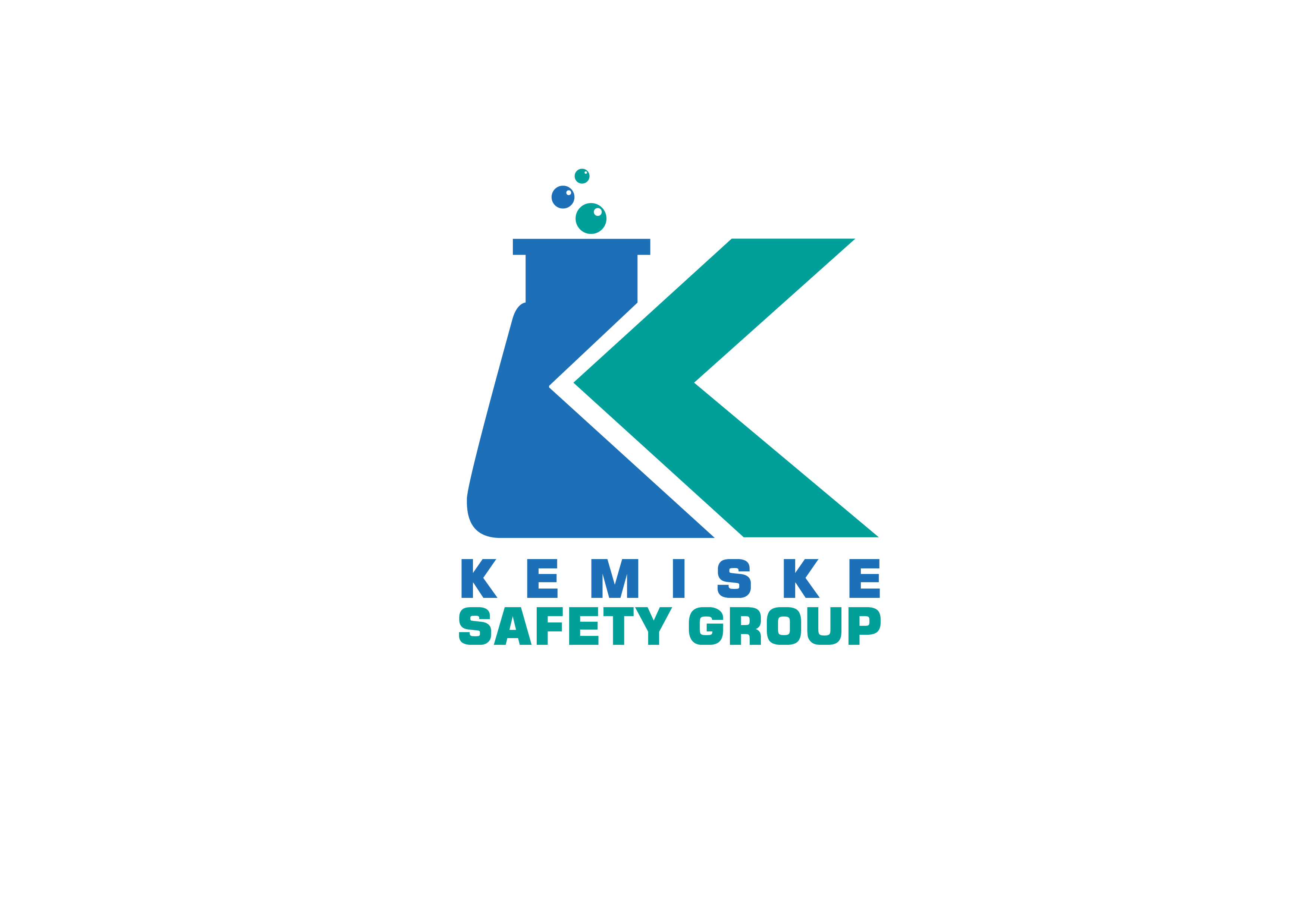 Logo Design by 3draw - Entry No. 46 in the Logo Design Contest New Logo Design for Kemiske Safety Group Inc..