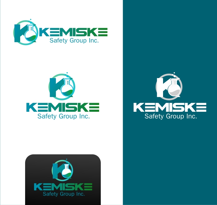 Logo Design by Private User - Entry No. 52 in the Logo Design Contest New Logo Design for Kemiske Safety Group Inc..