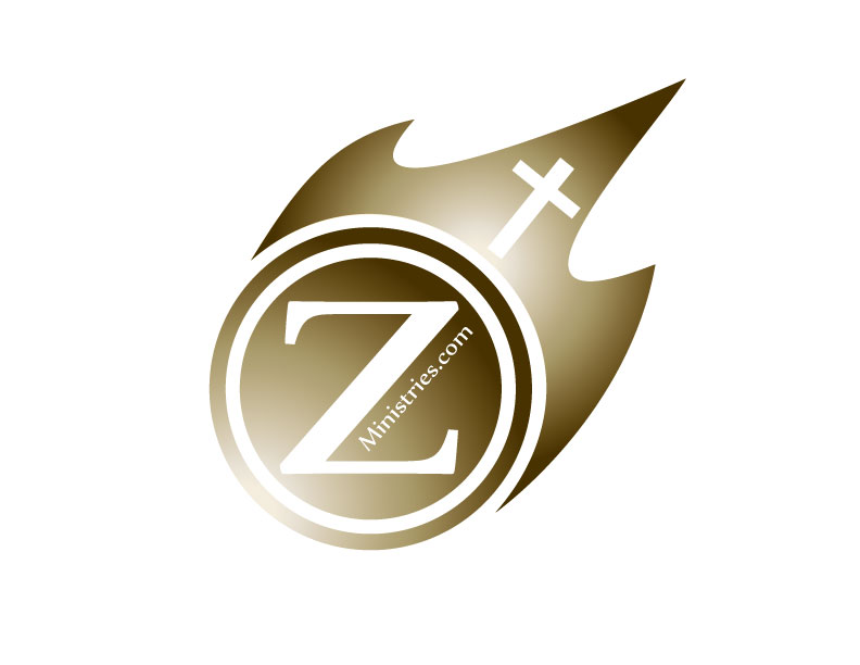 Logo Design by Jon Poe - Entry No. 3 in the Logo Design Contest Artistic Logo Design for Z Ministries.