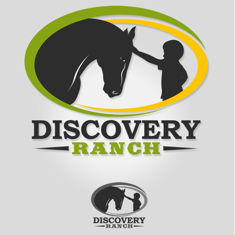 Logo Design by Private User - Entry No. 92 in the Logo Design Contest Creative Logo Design for Discovery Ranch.