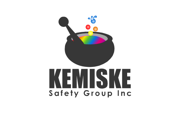 Logo Design by Ismail Adhi Wibowo - Entry No. 58 in the Logo Design Contest New Logo Design for Kemiske Safety Group Inc..