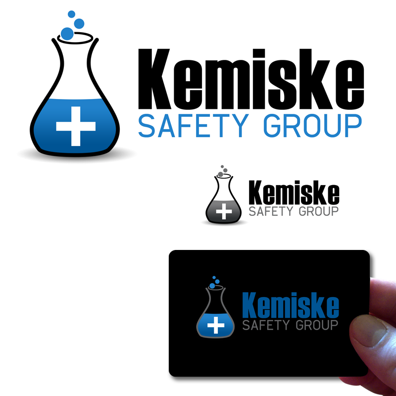 Logo Design by Private User - Entry No. 61 in the Logo Design Contest New Logo Design for Kemiske Safety Group Inc..
