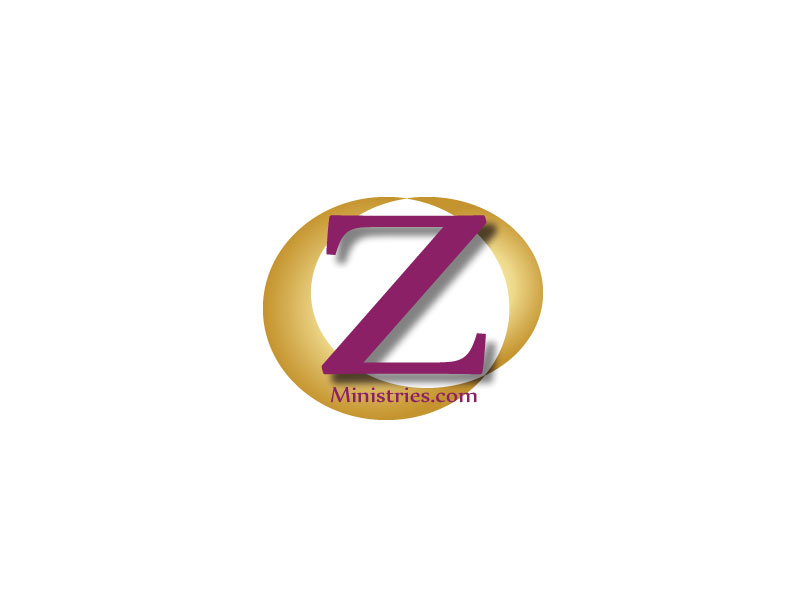 Logo Design by Jon Poe - Entry No. 4 in the Logo Design Contest Artistic Logo Design for Z Ministries.