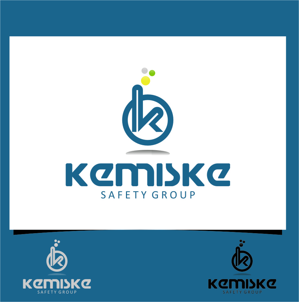 Logo Design by RasYa Muhammad Athaya - Entry No. 69 in the Logo Design Contest New Logo Design for Kemiske Safety Group Inc..