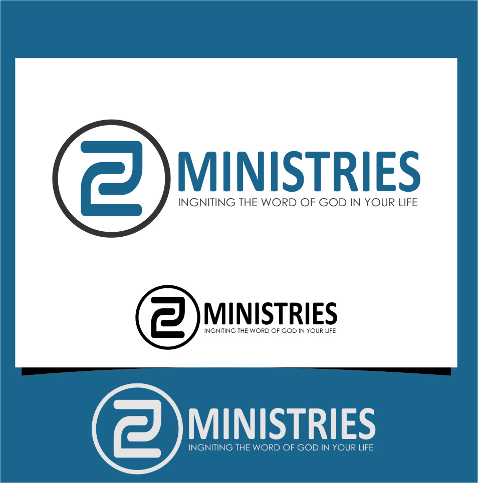 Logo Design by Ngepet_art - Entry No. 11 in the Logo Design Contest Artistic Logo Design for Z Ministries.
