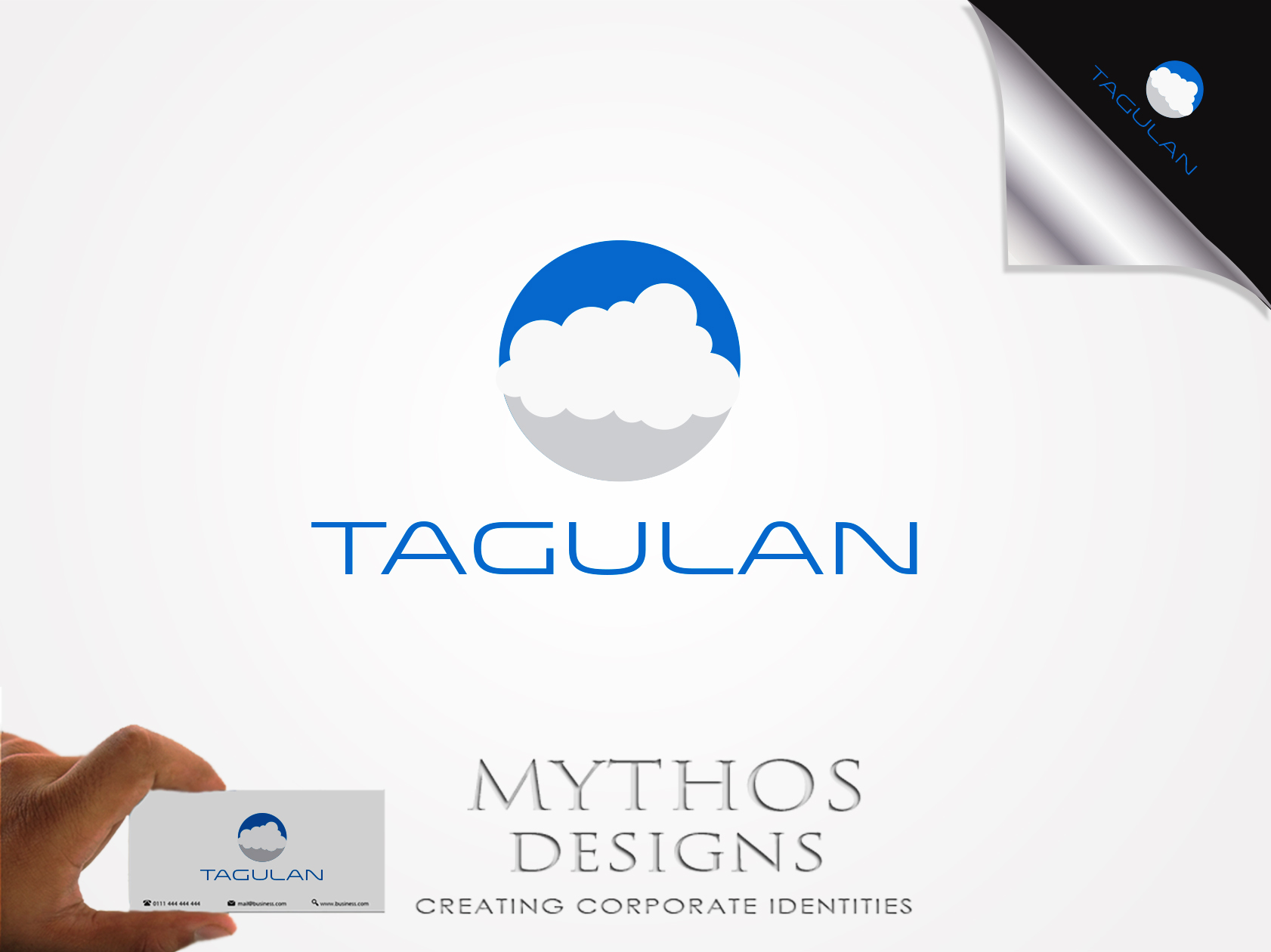Logo Design by Mythos Designs - Entry No. 100 in the Logo Design Contest Unique Logo Design Wanted for Tagulan.