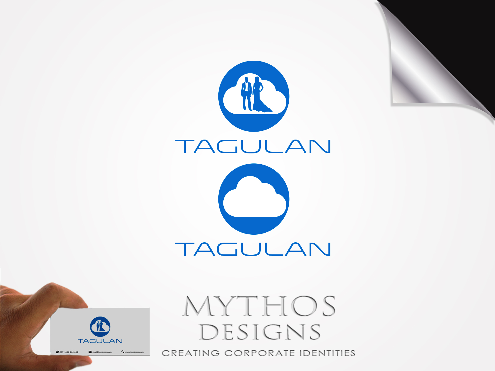 Logo Design by Mythos Designs - Entry No. 101 in the Logo Design Contest Unique Logo Design Wanted for Tagulan.