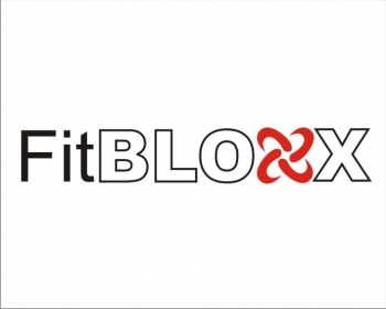 Logo Design by SquaredDesign - Entry No. 59 in the Logo Design Contest FitBloxx (creating block fits for the apparel industry).
