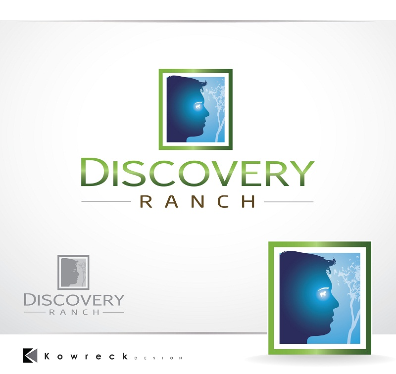 Logo Design by kowreck - Entry No. 109 in the Logo Design Contest Creative Logo Design for Discovery Ranch.
