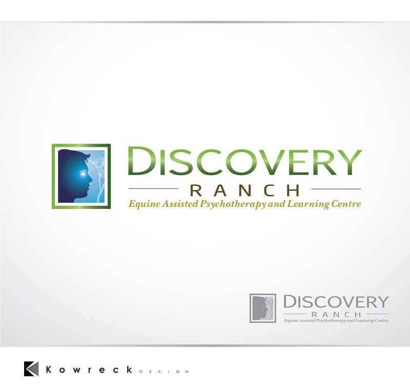 Logo Design by kowreck - Entry No. 112 in the Logo Design Contest Creative Logo Design for Discovery Ranch.