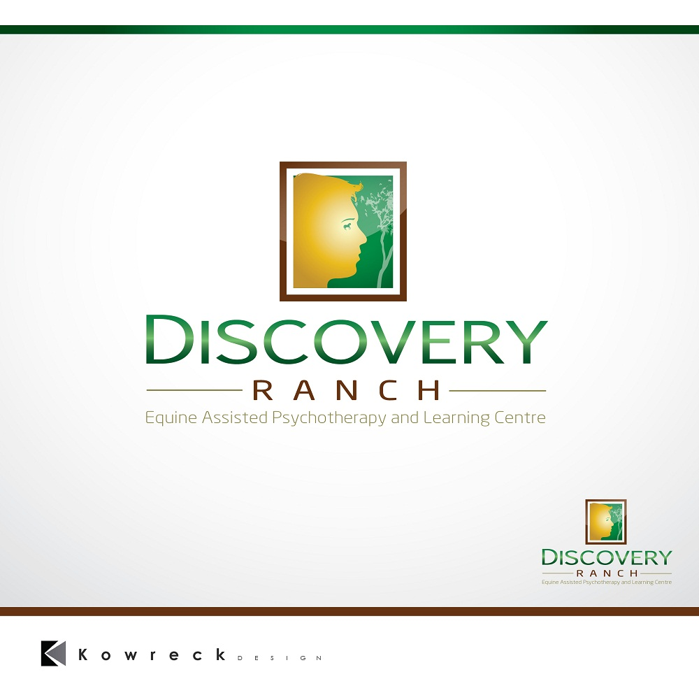 Logo Design by kowreck - Entry No. 114 in the Logo Design Contest Creative Logo Design for Discovery Ranch.