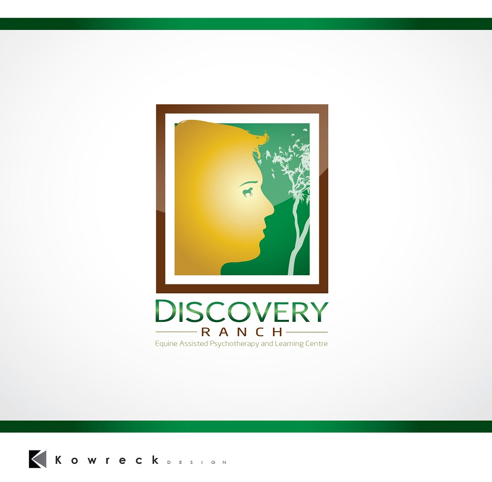 Logo Design by kowreck - Entry No. 116 in the Logo Design Contest Creative Logo Design for Discovery Ranch.