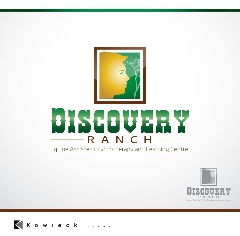 Logo Design by kowreck - Entry No. 117 in the Logo Design Contest Creative Logo Design for Discovery Ranch.