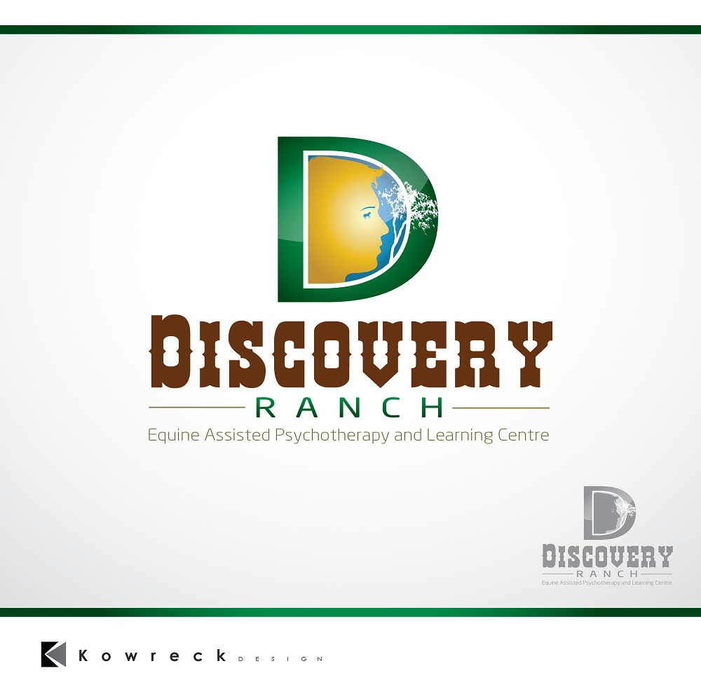 Logo Design by kowreck - Entry No. 118 in the Logo Design Contest Creative Logo Design for Discovery Ranch.