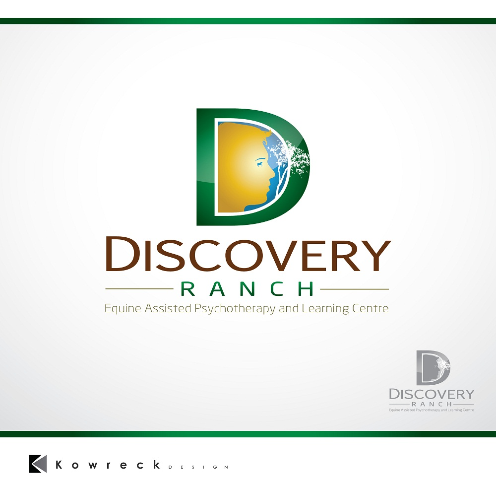 Logo Design by kowreck - Entry No. 119 in the Logo Design Contest Creative Logo Design for Discovery Ranch.