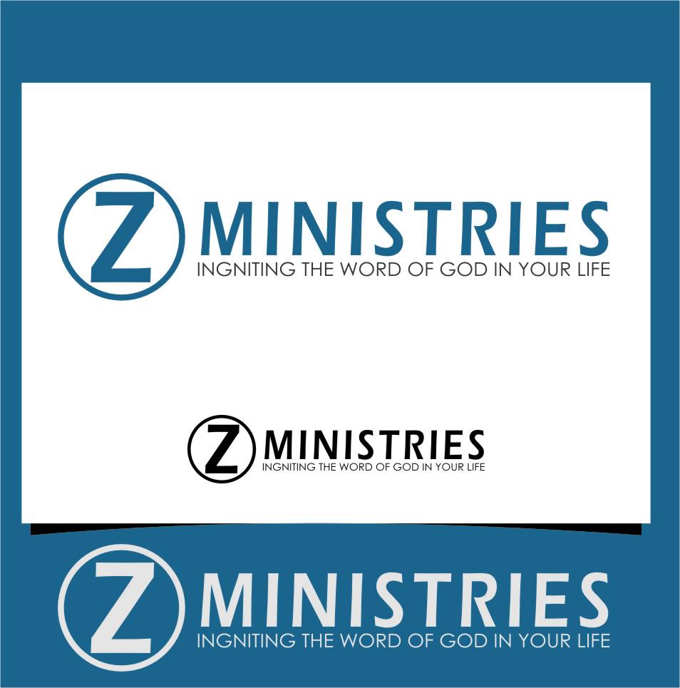 Logo Design by RasYa Muhammad Athaya - Entry No. 22 in the Logo Design Contest Artistic Logo Design for Z Ministries.