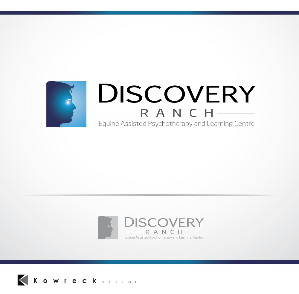 Logo Design by kowreck - Entry No. 120 in the Logo Design Contest Creative Logo Design for Discovery Ranch.