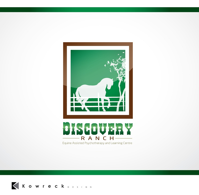 Logo Design by kowreck - Entry No. 123 in the Logo Design Contest Creative Logo Design for Discovery Ranch.