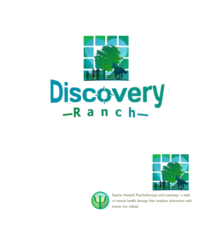 Logo Design by Private User - Entry No. 127 in the Logo Design Contest Creative Logo Design for Discovery Ranch.