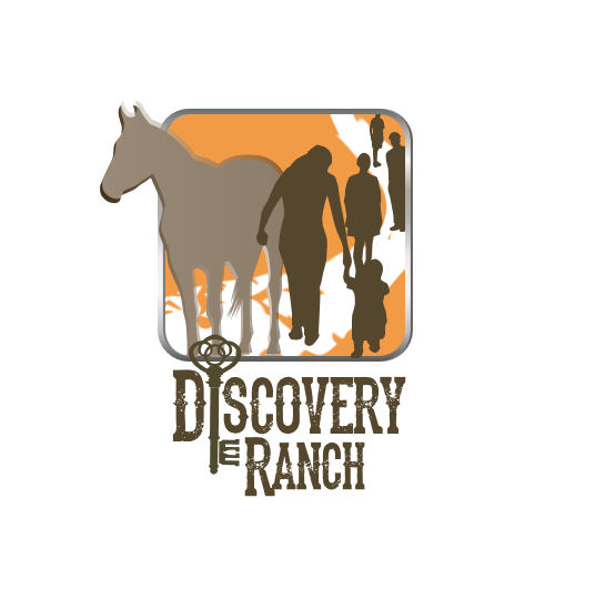 Logo Design by Tim Holley - Entry No. 128 in the Logo Design Contest Creative Logo Design for Discovery Ranch.