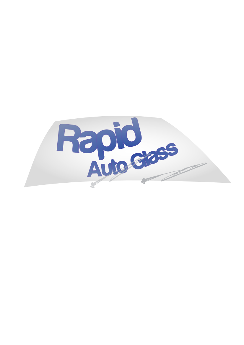 Logo Design by الملا سفيان - Entry No. 4 in the Logo Design Contest Unique Logo Design Wanted for Rapid Auto Glass.