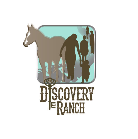 Logo Design by Tim Holley - Entry No. 130 in the Logo Design Contest Creative Logo Design for Discovery Ranch.