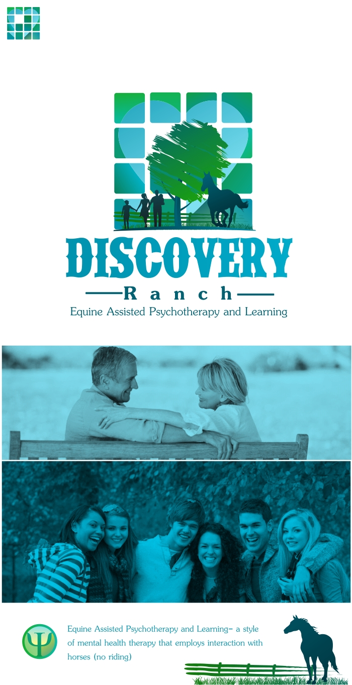 Logo Design by Private User - Entry No. 132 in the Logo Design Contest Creative Logo Design for Discovery Ranch.