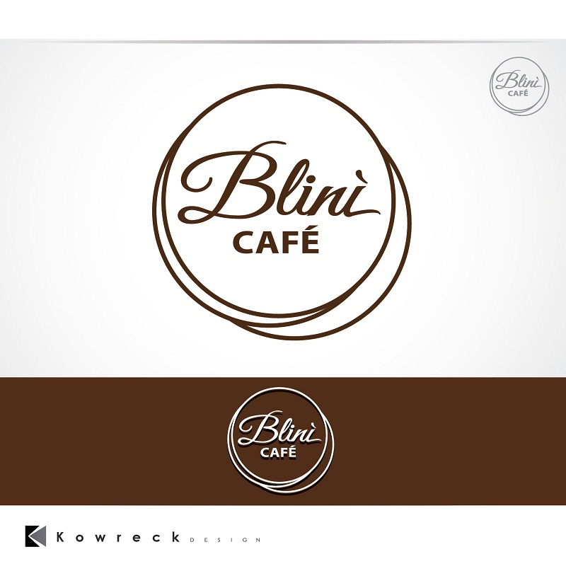 Logo Design by kowreck - Entry No. 83 in the Logo Design Contest Creative Logo Design for Blinì.