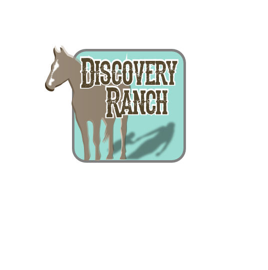Logo Design by Tim Holley - Entry No. 138 in the Logo Design Contest Creative Logo Design for Discovery Ranch.