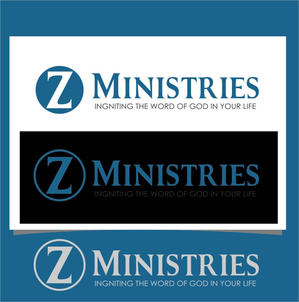 Logo Design by RasYa Muhammad Athaya - Entry No. 26 in the Logo Design Contest Artistic Logo Design for Z Ministries.