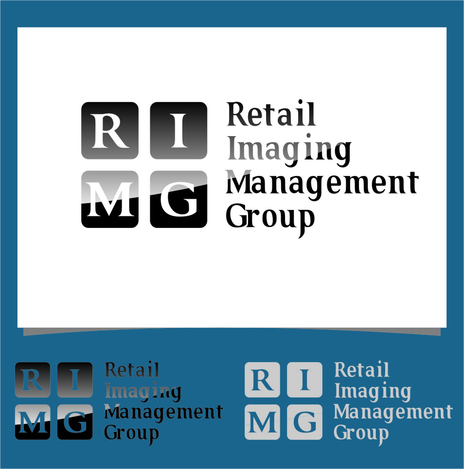 Logo Design by RasYa Muhammad Athaya - Entry No. 1 in the Logo Design Contest Creative Logo Design for Retail Imaging Management Group (R.I.M.G.).