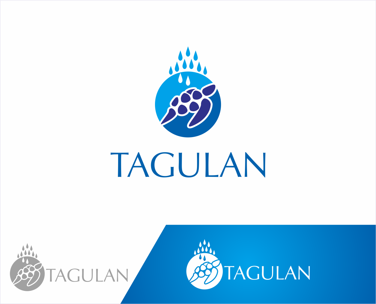 Logo Design by Armada Jamaluddin - Entry No. 119 in the Logo Design Contest Unique Logo Design Wanted for Tagulan.