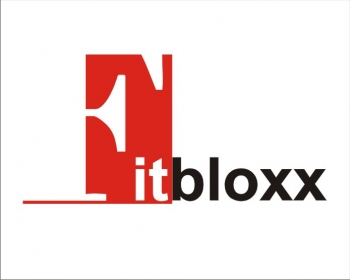 Logo Design by SquaredDesign - Entry No. 60 in the Logo Design Contest FitBloxx (creating block fits for the apparel industry).