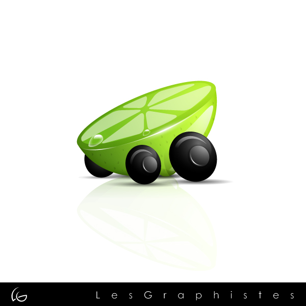 Logo Design by Les-Graphistes - Entry No. 22 in the Logo Design Contest AutoLime.
