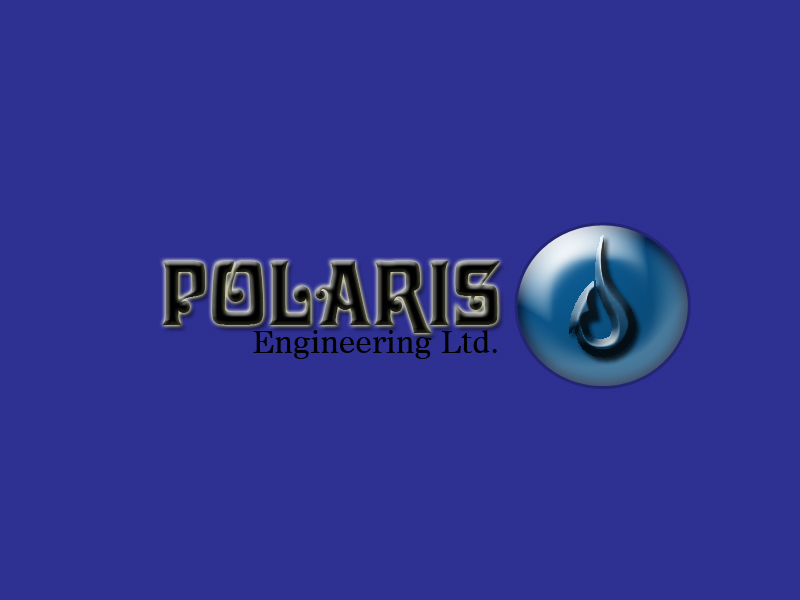 Logo Design by rasyaque - Entry No. 5 in the Logo Design Contest Polaris Engineering Ltd.