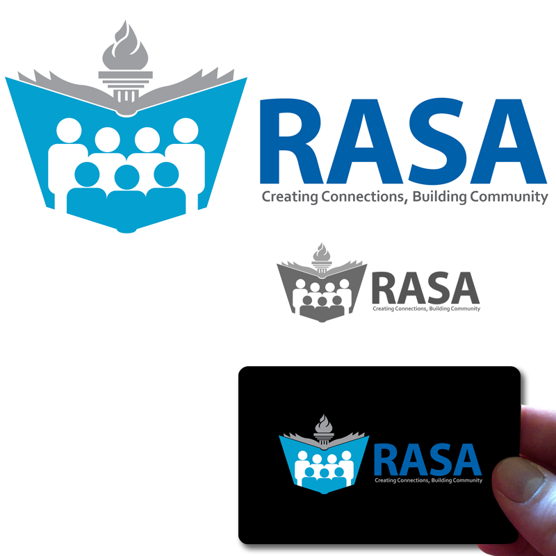 Logo Design by Robert Turla - Entry No. 43 in the Logo Design Contest New Logo Design for RASA - Richmond Association of School Administrato.