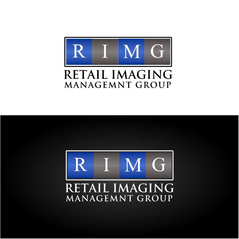 Logo Design by RAJU CHATTERJEE - Entry No. 3 in the Logo Design Contest Creative Logo Design for Retail Imaging Management Group (R.I.M.G.).
