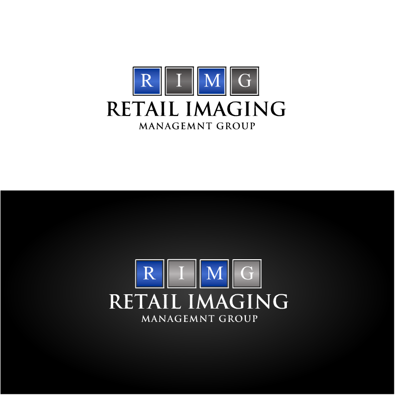 Logo Design by RAJU CHATTERJEE - Entry No. 4 in the Logo Design Contest Creative Logo Design for Retail Imaging Management Group (R.I.M.G.).
