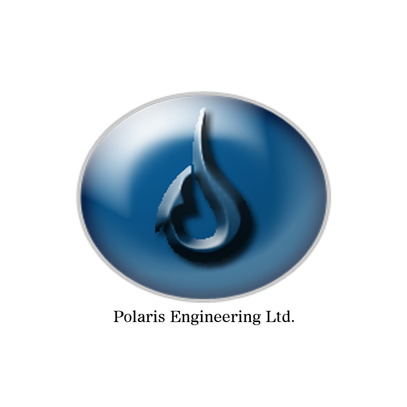 Logo Design by rasyaque - Entry No. 6 in the Logo Design Contest Polaris Engineering Ltd.