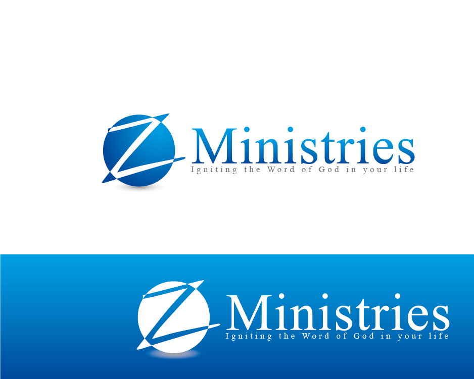 Logo Design by Private User - Entry No. 29 in the Logo Design Contest Artistic Logo Design for Z Ministries.